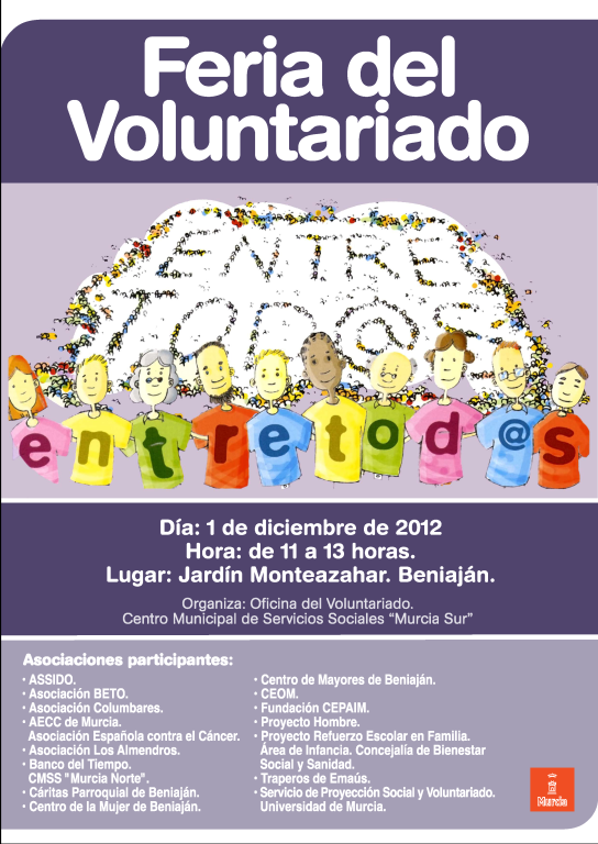 Propuesta cartel Feria Voluntario