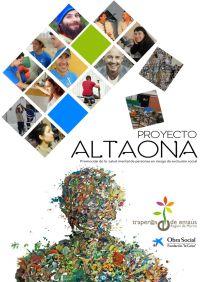 Proyecto Altaona Traperos Emaús Región de Murcia