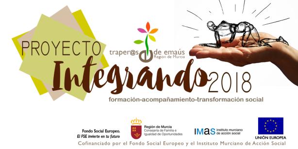 Proyecto Integrando 2018 Traperos Emaús Murcia